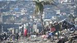 Habitantes de Haití necesitan apoyo. (AFP)
