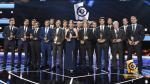 Liga española: Atlético de Madrid arrasó con premios La Liga temporada 2015/2016. (@LaLiga)