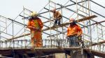 Obreros con antecedentes penales no podrán inscribirse en Registro de Trabajadores de Construcción Civil - Noticias de homicidio