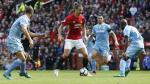 Manchester United vs. Manchester City chocan por la Copa de la Liga - Noticias de daniel sturridge