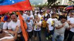 Un muerto y al menos 40 heridos tras manifestaciones contra el gobierno de Nicolás Maduro en Venezuela - Noticias de alfredo padull