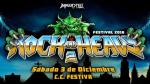 Krisiun y Flor De Loto juntos en el 'Rock and Heavy Festival 2' - Noticias de alfonso rivera