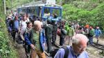 Cusco: Pobladores y turistas bloquearon vía férrea a Machu Picchu por falta de pasajes - Noticias de demi moore