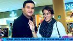 Karla Solf confesó que fue víctima de agresión física por parte del excarcelado Ronny García [Video] - Noticias de andrea garcia