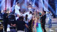 'El gran show' ganó en el ráting del fin semana con la final de la segunda temporada. (USI)