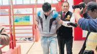 Arrestados. Agentes de la Deprove fueron intervenidos en una operación de la Policía y la Fiscalía. (USI)
