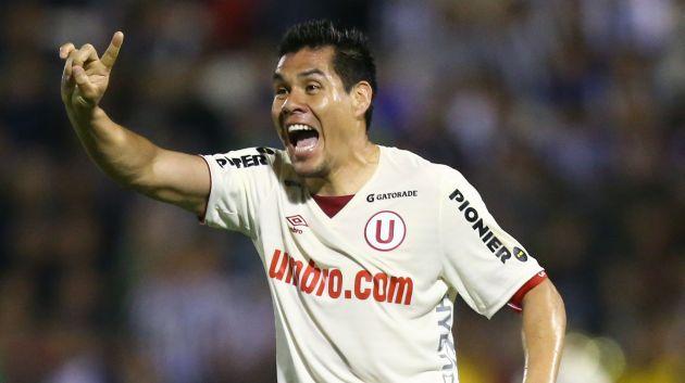 Hernán Rengifo tiene grandes motivos para poder anotarle a Alianza Lima. (USI)