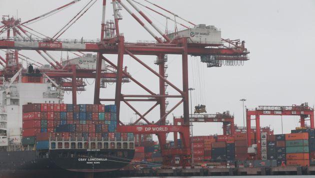 China fue el principal destino de las exportaciones. (USI)