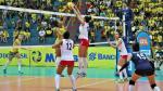 Perú obtuvo la medalla de bronce en Sudamericano de vóley Sub 20 [Fotos] - Noticias de selección peruana de voleibol