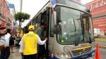 Subió pasaje en Corredor Azul de S/1.20 a S/1.50 [Videos] - Noticias de corredor tacna-garcilaso-arequipa