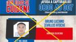 Cinco delincuentes de 'Los más buscados' fueron capturados en el último fin de semana - Noticias de manuel alarcon