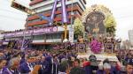 Estas son las calles que serán cerradas por última procesión del Señor de los Milagros - Noticias de rufino torrico