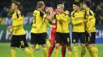 Borussia Dortmund derrotó 1-0 a Sporting de Lisboa y clasificó a octavos de final de la Champions League - Noticias de adrian ramos