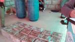 Arequipa: Incautaron más de 200 kilos de cocaína en un almacén [Fotos y video] - Noticias de alfonso arias