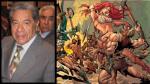 Ilustrador peruano Pablo Marco participará en el 2do Encuentro de Narradores Gráficos - Noticias de jorge roman