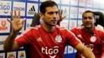 Eliminatorias Rusia 2018: Roque Santa Cruz se retirará de la selección paraguaya tras la fecha doble - Noticias de claudio pizarro