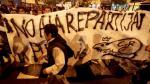 Universitarios marcharon contra nuevos directores del BCR [Fotos y video] - Noticias de rafael grau