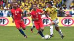 Colombia igualó 0-0 con Chile por las Eliminatorias Rusia 2018 [Fotos y video] - Noticias de maximo vargas