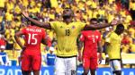 Colombia igualó 0-0 con Chile por las Eliminatorias Rusia 2018 [Fotos y video] - Noticias de choque múltiple