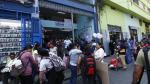 Perú21 hizo un recorrido por Mesa Redonda y esto fue lo que encontró [Fotos y video] - Noticias de miro quesada
