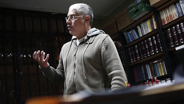 Testimonio agrava situación de Humala.  (César Fajardo)