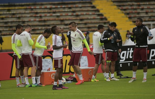 Ecuador vs. Venezuela