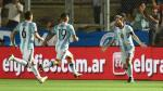 Argentina venció 3-0 a Colombia con gol de Lionel Messi [Fotos y video] - Noticias de jorge rodriguez