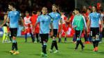 Chile venció 3-1 a Uruguay y vuelve a la zona de clasificación para Rusia 2018 [Fotos y video] - Noticias de edison silva