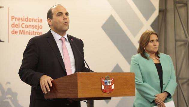 Gobierno dictó norma para fortalecer UIF como prevención al lavado de activos y terrorismo. (Atoq Ramón)