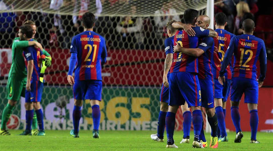 Barcelona vs. Málaga EN VIVO