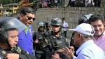Policía evitó que manifestantes tomaran el Puente Ruinas en Machu Picchu - Noticias de hiram bingham
