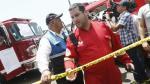Incendio en Larcomar: Bomberos se disculparon por ofrecer información errónea de víctimas - Noticias de mariana alegre