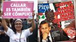 Perú21 obtuvo premios internacionales por 'Ni una menos' y 'Todas las voces' [Video] - Noticias de mccann perú
