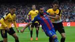 Barcelona empató sin goles contra el Málaga por la Liga española [Fotos] - Noticias de jordi alba