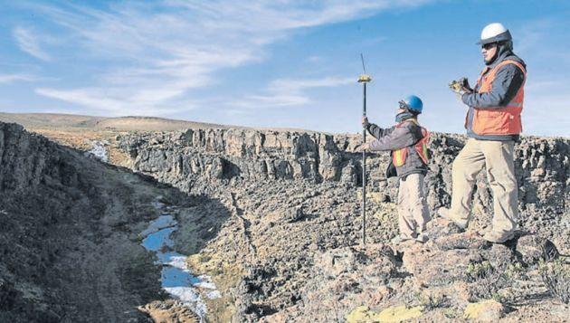 Capital humano. Estudio halló que hay más empleados calificados en zonas de producción minera. (USI)