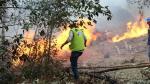 Lambayeque: Incahuasi, Cañaris y Salas son declarados en emergencia por incendios forestales - Noticias de acuna peralta