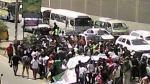 Dos escolares resultaron heridos por accidente de tránsito en San Juan de Miraflores - Noticias de accidente de tránsito