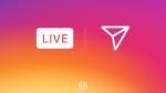 Instagram se renueva. La opción de transmitir un video en vivo estará disponible en las próximas semanas. (Instagram)