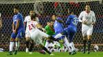 Juventus ganó 3-1 al Sevilla y clasificó a octavos de la Champions League [Video] - Noticias de mehdi benatia