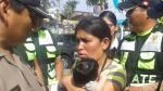 Ate: Detienen a madre que bebía 'cañazo' en la calle con su bebé en brazos - Noticias de ate vitarte