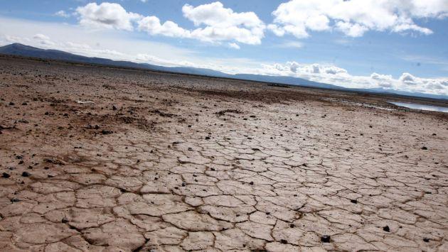 Gobierno declaró en estado de emergencia la región Moquegua por escasez de agua. (USI/Referencial)