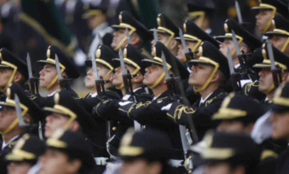 Polic a nacional solicit al ministerio del interior 1159 efectivos entre ellos 26 generales for Ministerio policia nacional