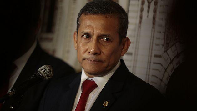 POSTURA. Pedido podría variar situación legal del ex mandatario. (Atoq Ramon)