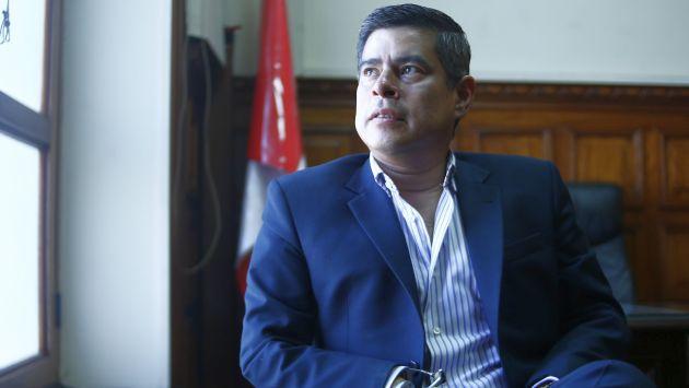 Luis Galarreta expresó su desconfianza sobre eventual retorno de Nadine Heredia. (Perú21)