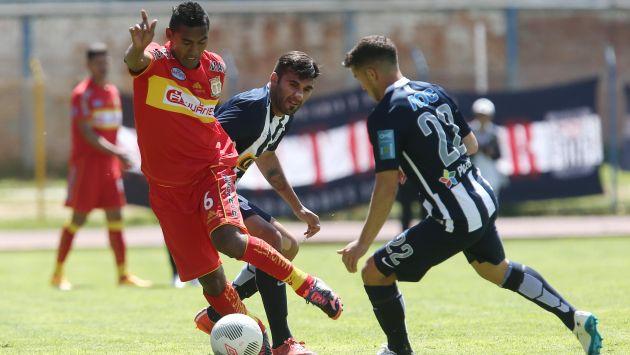 Alianza Lima vs. Sport Huancayo EN VIVO se miden por la Liguilla B. (USI)
