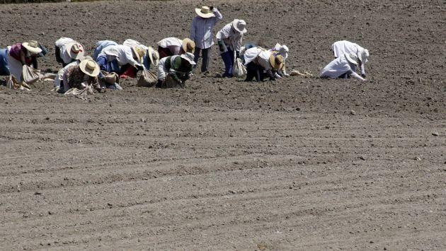 El anuncio de esta medida será informada por la Autoridad Nacional del Agua este lunes. (Perú21)