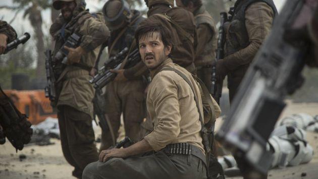 Rogue One es la historia de un grupo de rebeldes que robó los planos de la Estrella de la Muerte. (Disney)
