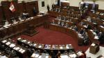Fernando Zavala y su gabinete ministerial sustentaron Ley de Presupuesto de 2017 en el Congreso [Fotos y video] - Noticias de ley de equilibrio financiero