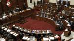 Congreso aprobó conformación de comisión especial que verá caso Lava Jato - Noticias de gino arevalo