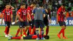 Atlético Nacional empató 0-0 ante Cerro Porteño y clasificó a la final Copa Sudamericana [Fotos] - Noticias de marcos pereira